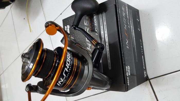 harga Reel pioneer inshore is-5000 Tokopedia.com
