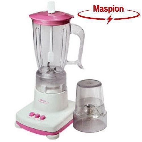 harga Blender + dry mill maspion mt-1207 plastik pengolah juice buah bumbu Tokopedia.com