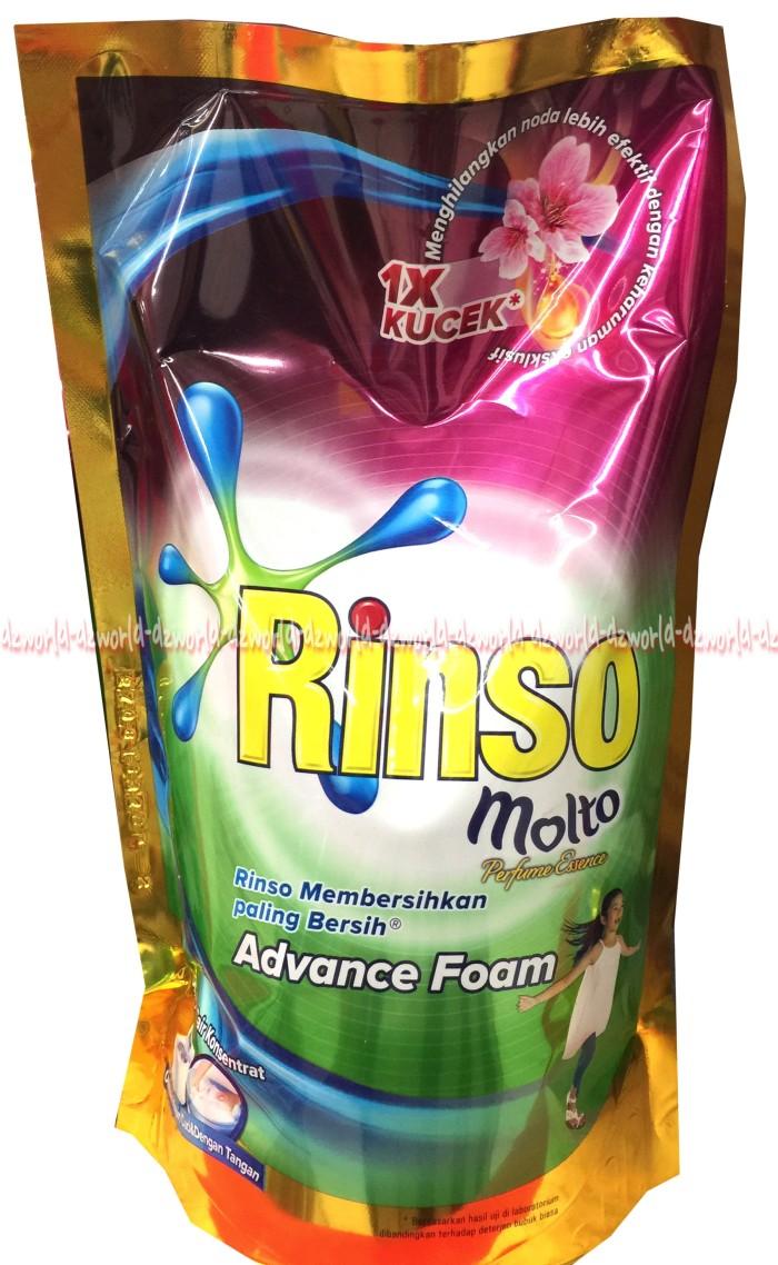 Refill rinso molto ultra cair rinso molto advance foam rinso cair 800m