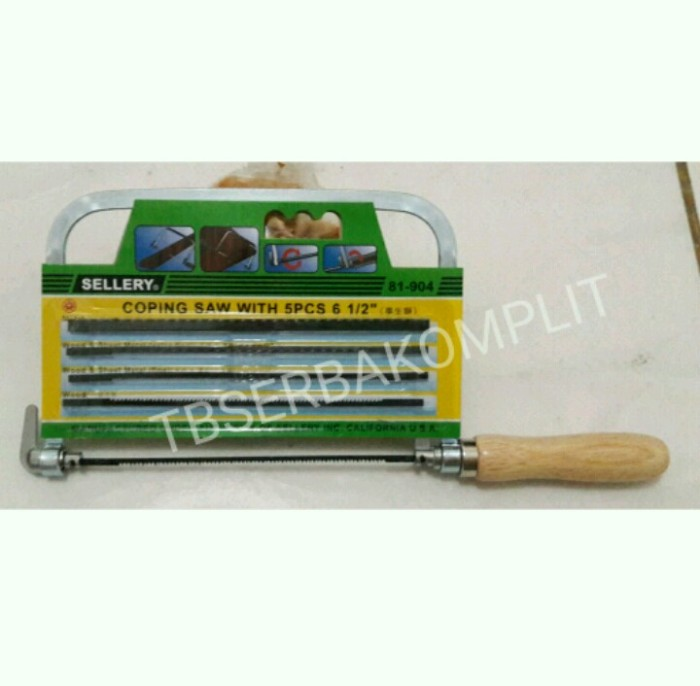 harga Coping saw sellery scroll saw manual model g wood carving woodcarving Tokopedia.com