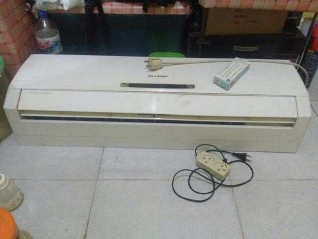 Jual Kipas Angin Model Ac Sharp 2pk Kota Surabaya Barokahsby