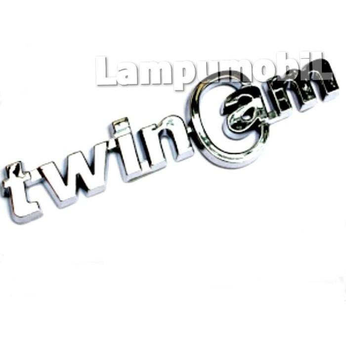 harga Emblem twincam untuk toyota corolla twincam Tokopedia.com