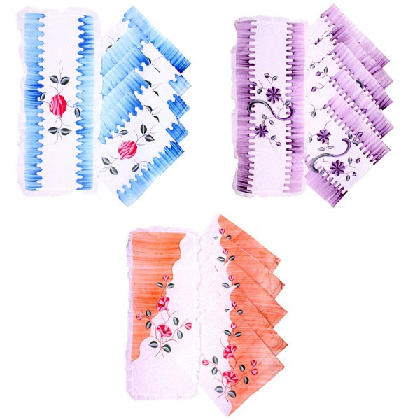 harga Taplak sarung bantal batik lukis Tokopedia.com