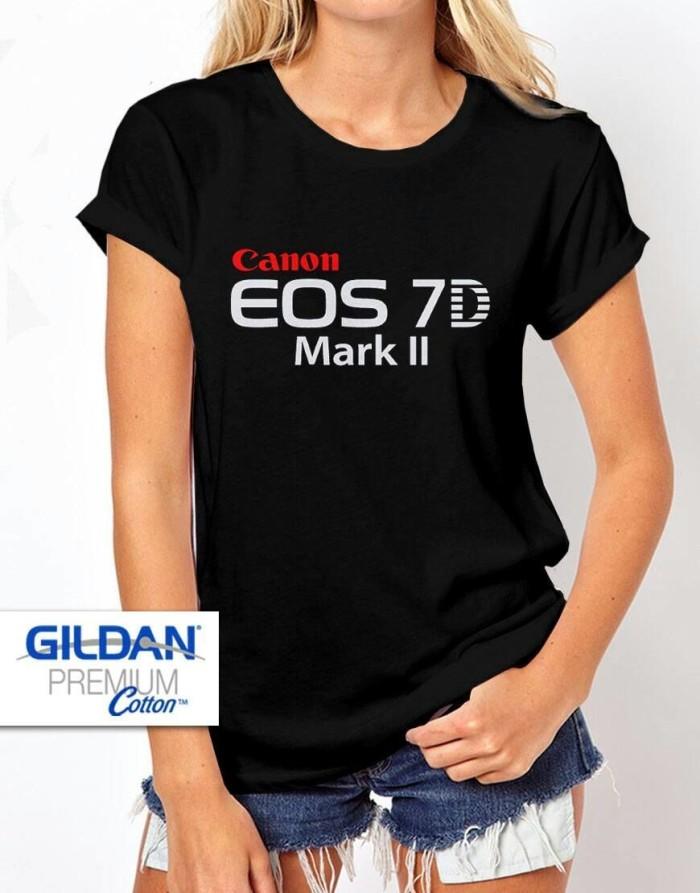 Foto Produk kaos/tshirt/gildqn/24s/sablon/custom/potography/canon/eos 7D dari Dexaos