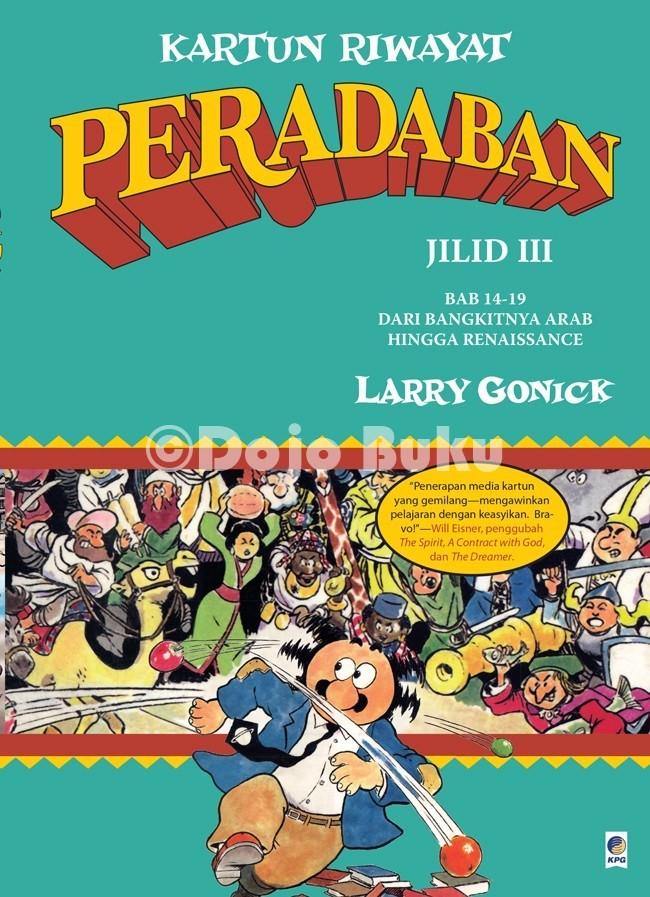 harga Kartun riwayat peradaban jilid iii ( larry gonick ) Tokopedia.com