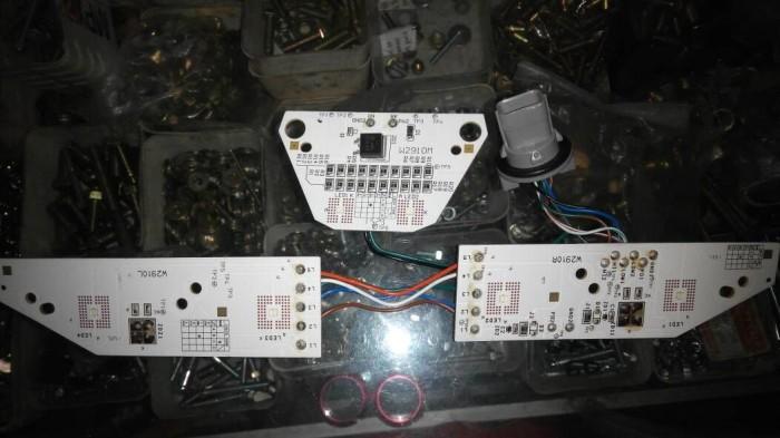 Jual Lampu kepala/Lampu depan/Lampu led honda vario 150 - Kab. Blitar on