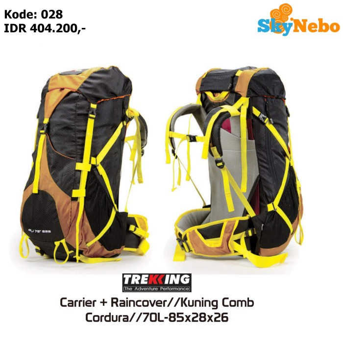 harga Tas gunung carrier trekking   competitor of eiger, consina, deuter Tokopedia.com