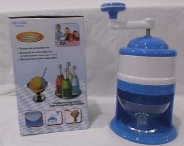 harga Alat serut es/serutan es/portable snow cone ice/penghancur es Tokopedia.com