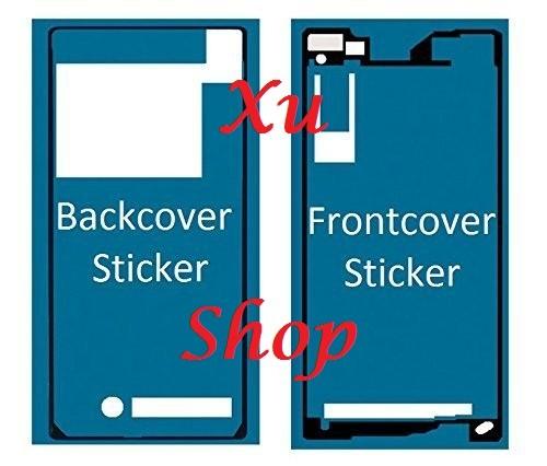harga Adhesive tape / lem perekat fullset sony xperia z2 Tokopedia.com