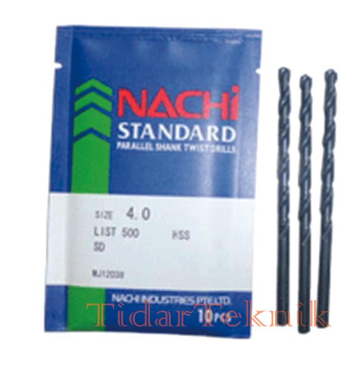 harga Mata bor besi nachi 6.5mm / 6.5 mm asli / original Tokopedia.com