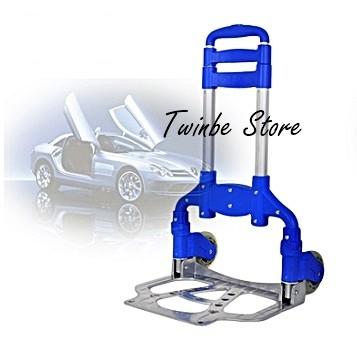 harga Hand trolley lipat barang alumunium Tokopedia.com