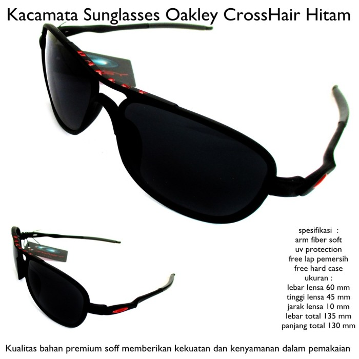 harga Kacamata sunglasses oakley deviation black gradien black full set Tokopedia.com