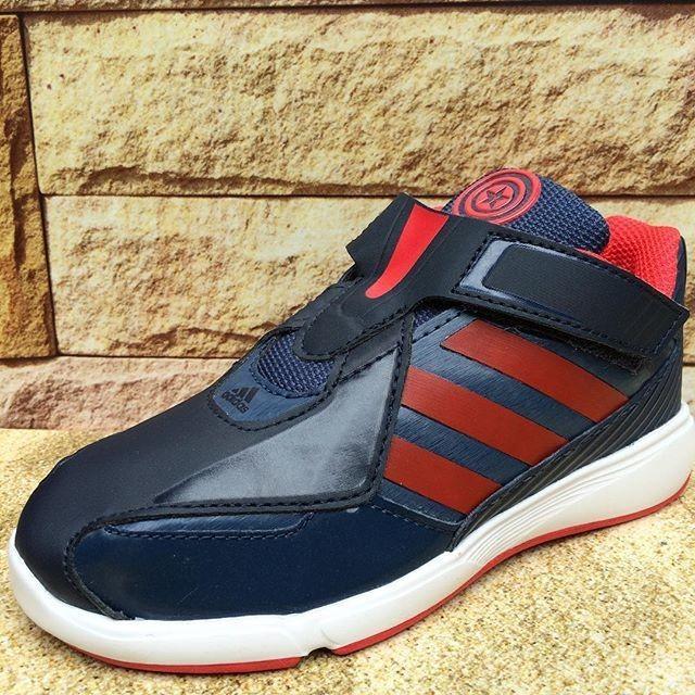 Jual Sepatu Anak Adidas Marvel Avengers Captain America Original