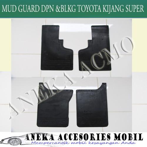 harga Paket: mud guard / tahanan lumpur / karet roda toyota kijang super Tokopedia.com