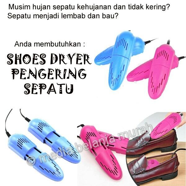 ... harga Shoes dryer - alat pengering sepatu - pengering sepatu praktis Tokopedia.com