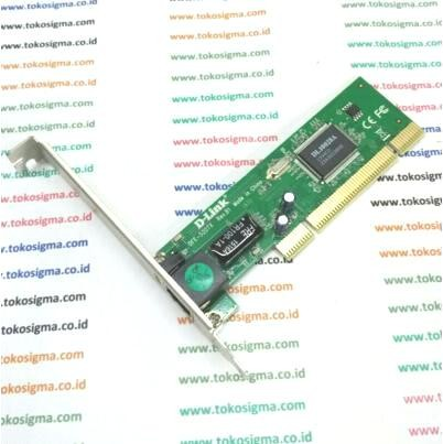 PCI D-LINK FAST ETHERNET 10/100MBPS ADAPTER DFE- 520TX
