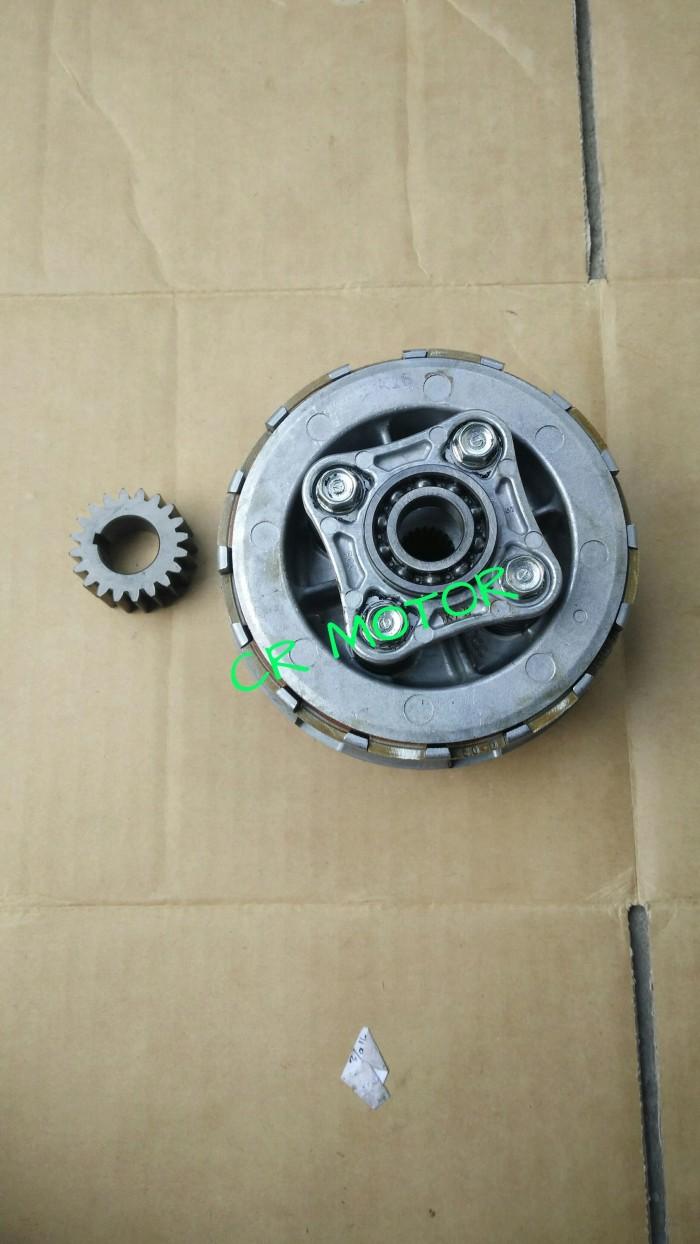 Jual Kopling House Kopling Mega Pro Mono Shock Copotan Motor Kota Magelang CAHAYA REJEKI MOTOR