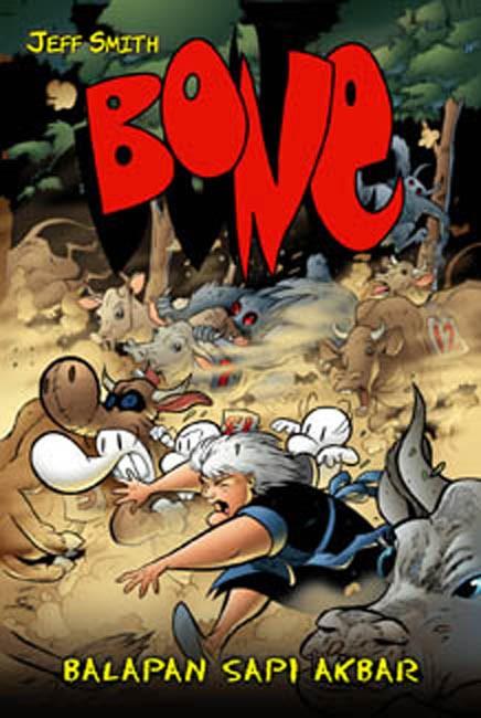 Foto Produk Bone vol.2 - Balapan Sapi Akbar dari CV Pionir Jaya