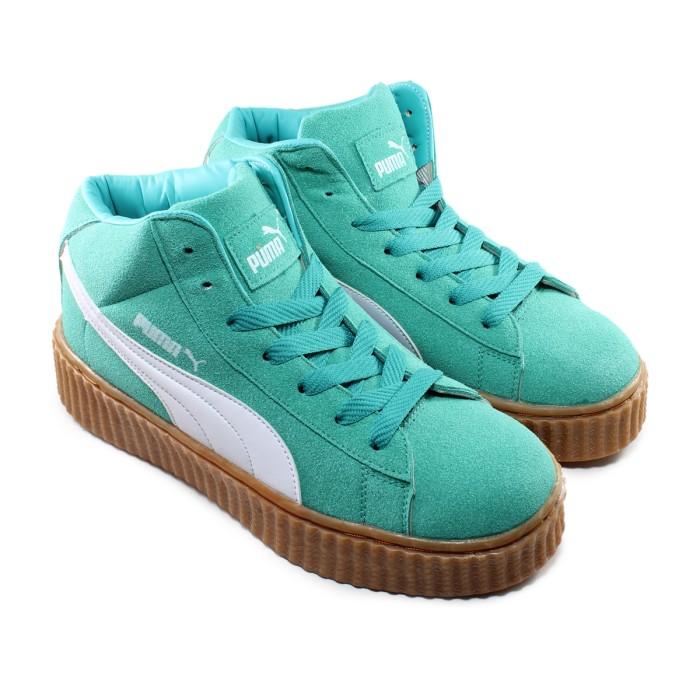 Jual Sepatu Puma Rihana Casual Wanita Original Vietnam Gratis Kaos ... ff9af8c6a5