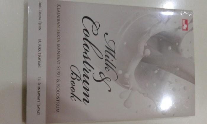 harga Milk & colostrum book Tokopedia.com