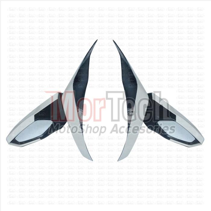 Kaca Spion - Sepion VND Lipat NMax N Max Putih