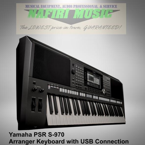 harga Keyboard Yamaha Psr S970 / Psrs970 / Psr-s970 Tokopedia.com