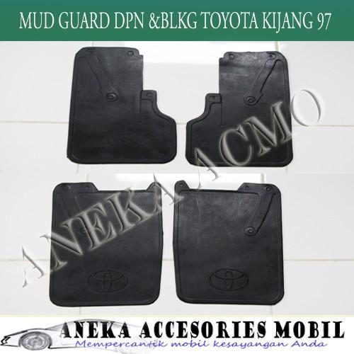 harga Paket: mud guard / tahanan lumpur / karet roda toyota kijang 1997-2000 Tokopedia.com