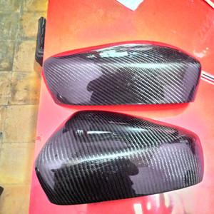 Cover Spion Carbon Kevlar Mobil Mazda 2 SkyActiv
