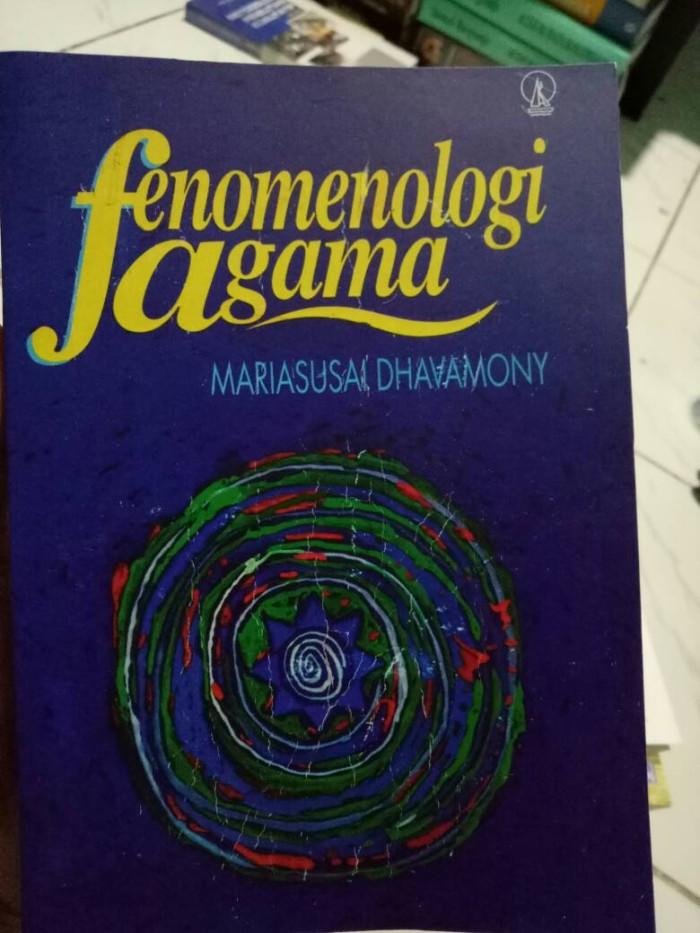 harga Fenomenologi agama-mariasusai dhavamony Tokopedia.com