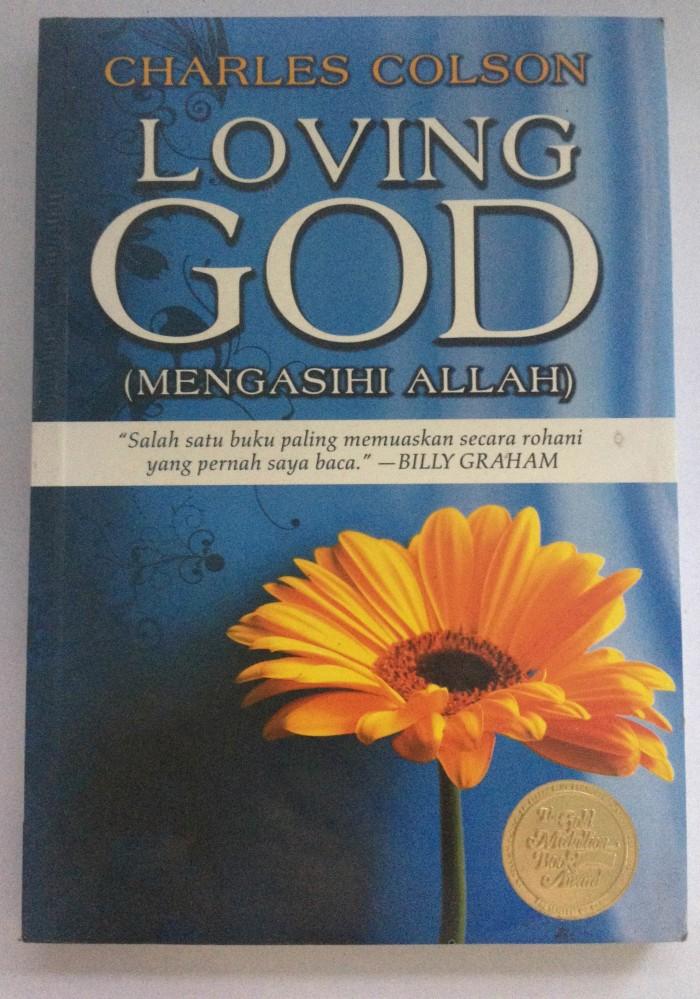 Foto Produk Loving God - Charles Colson dari CV Pionir Jaya