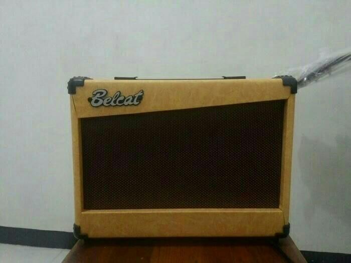 harga Ampli amply amplifier gitar / bass belcat 20g Tokopedia.com