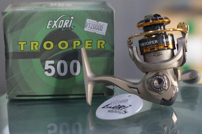 harga Reel exori trooper 500 Tokopedia.com
