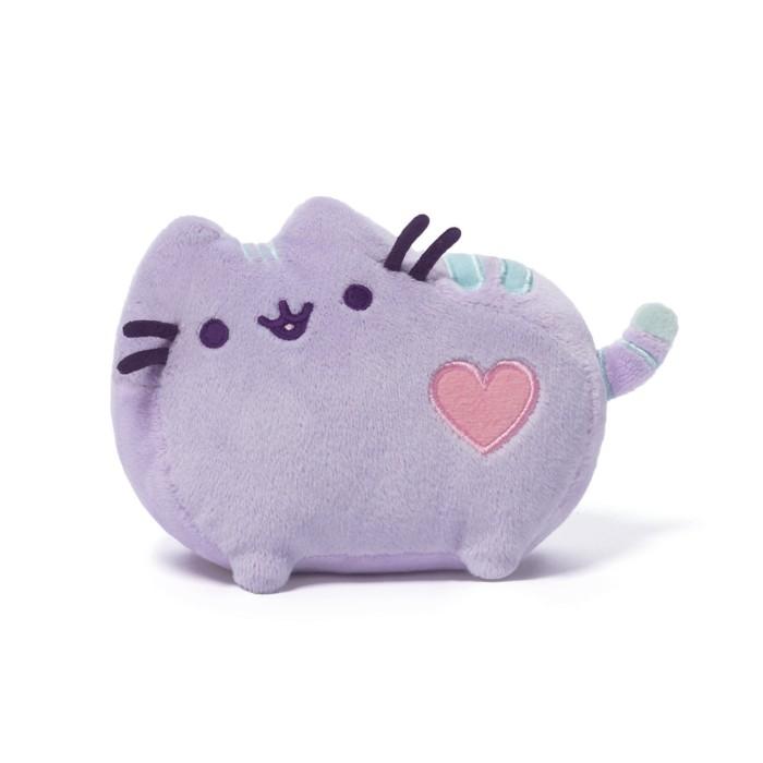 """Foto Produk GUND - Pusheen 6"""" L Pastel Purple Plush dari Pusheen by Gund"""