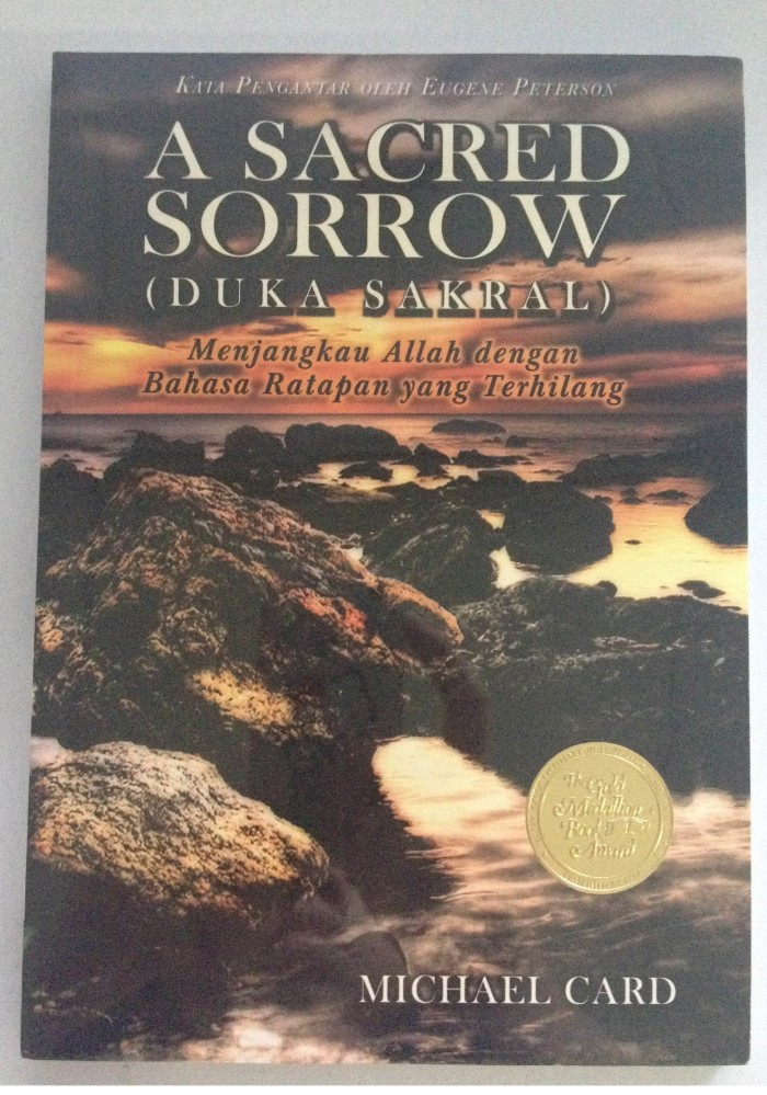 Foto Produk A Sacred Sorrow - Michael Card dari CV Pionir Jaya