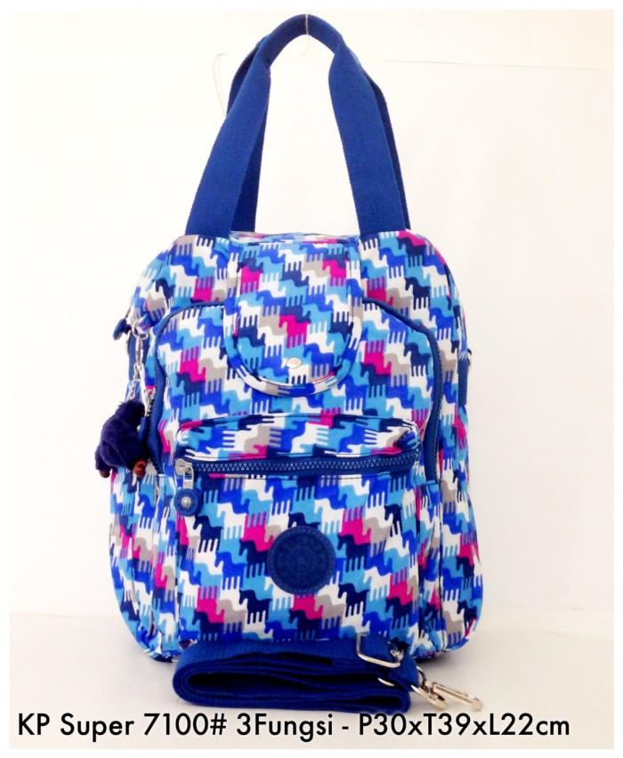 harga Tas ransel kipling handbag selempang multifungsi 3 in 1 7100 - 4 Tokopedia.com