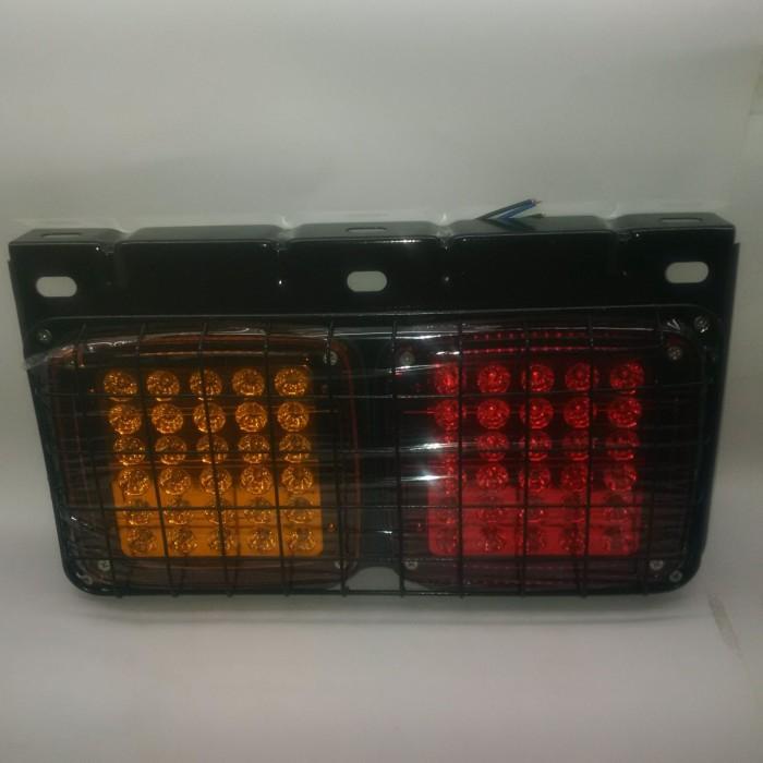 harga Lampu stop/ rem. truck/ truk /fuso/hino. universal led. harga perset Tokopedia.com