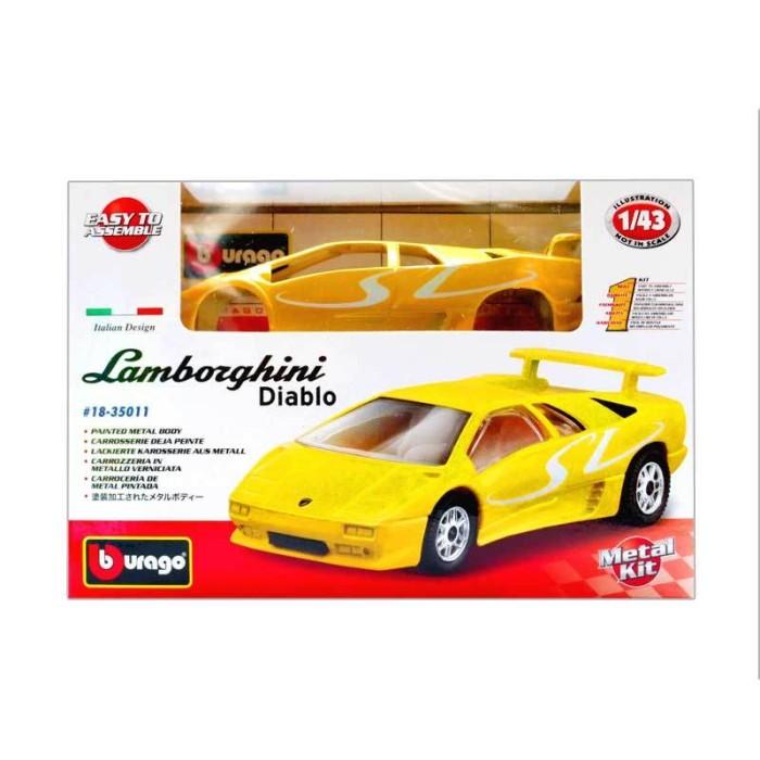 Jual Bburago 1 43 Kit Collezione Assorted Lamborghini Diablo