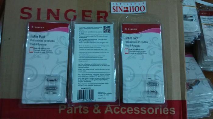 ... harga Sepatu roda   roller presser foot mesin jahit portable merk  singer Tokopedia.com f00aa0ddfe