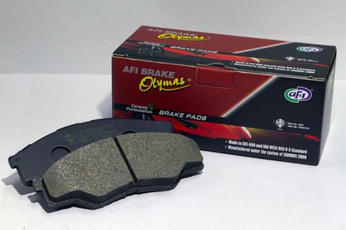 Honda Brake Pads >> Jual Brake Pad Ceramic Honda Jazz Jakarta Utara Grand Auto Blessing Tokopedia