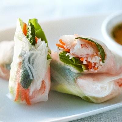 harga Morn bahn trang vietnam rice paper 16cm 50gr repack kulit lumpia beras Tokopedia.com