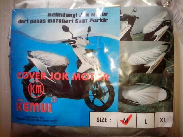 harga Cover jok motor manual dan matic/sarung jok motor kombinasi 2 warna. Tokopedia.com