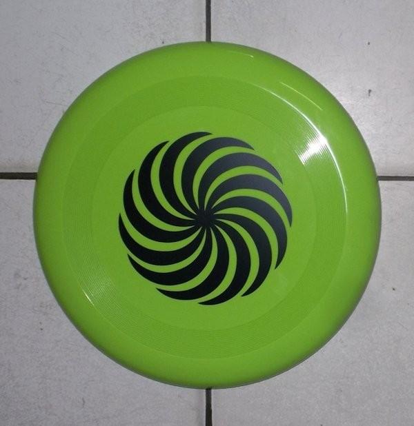 harga Frisbee / piring terbang/ flying saucer disc hijau Tokopedia.com