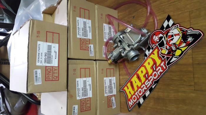 harga Karburator kx85 asli kawasaki japan (ninja rr150) Tokopedia.com