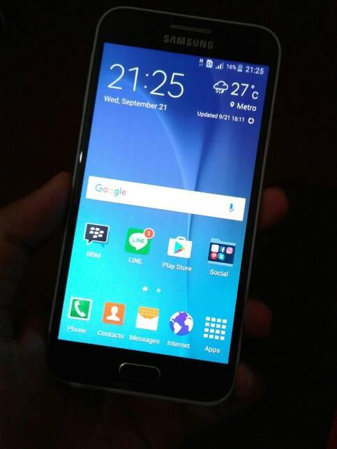 Jual Samsung Galaxy E5 Second Hide And Seek Store Tokopedia