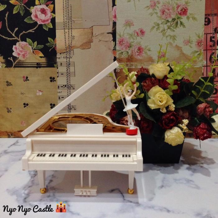 Music Box (Kotak Musik) Classic Piano Ballerina Small