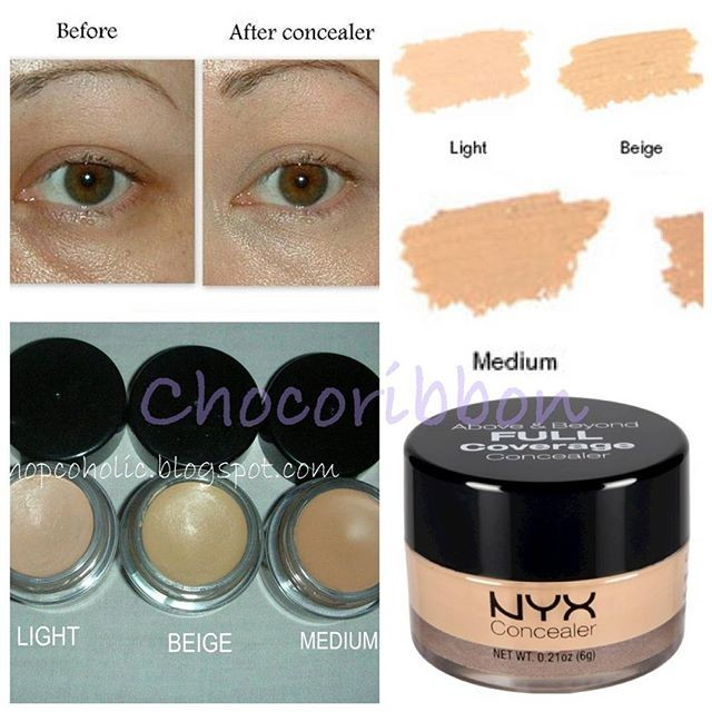 harga Nyx concealer in a jar (full coverage) Tokopedia.com