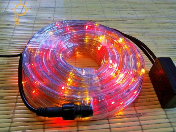 harga Lampu led selang 10 meter cahaya kelap kelip Tokopedia.com