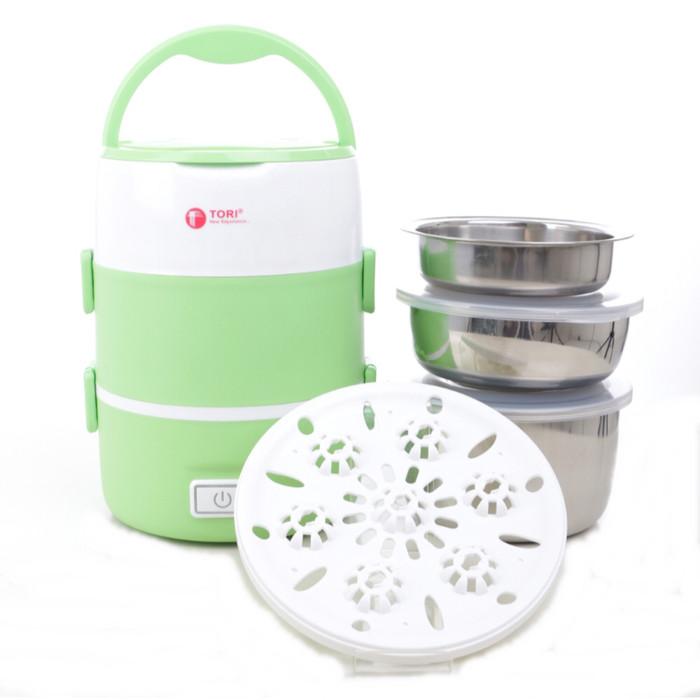 harga Tori lunch box rice cooker tlb-111 Tokopedia.com