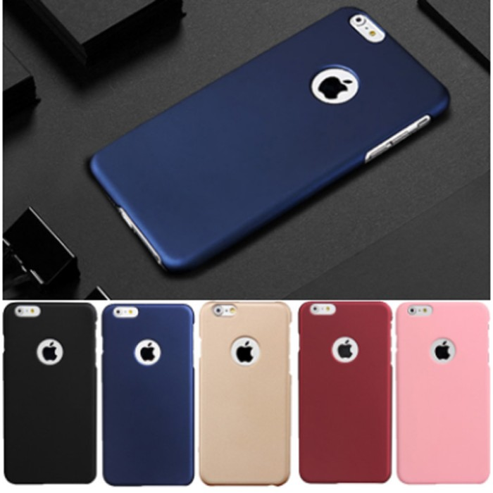 outlet store 73851 1354b Jual Casing HP iPhone 6 6s 6 Plus Ultra Thin Frosted Case Cover - Kota  Bekasi - Helena Store ID | Tokopedia