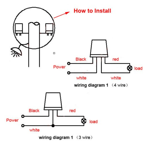 Day night switch wiring diagram daylight switch circuit diagram day night sensor circuit dolgular com day night sensor circuit dolgular com 3 wire photocell diagram at day night switch wiring asfbconference2016 Images